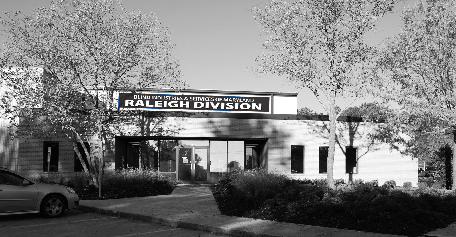Raleigh Division front entrance