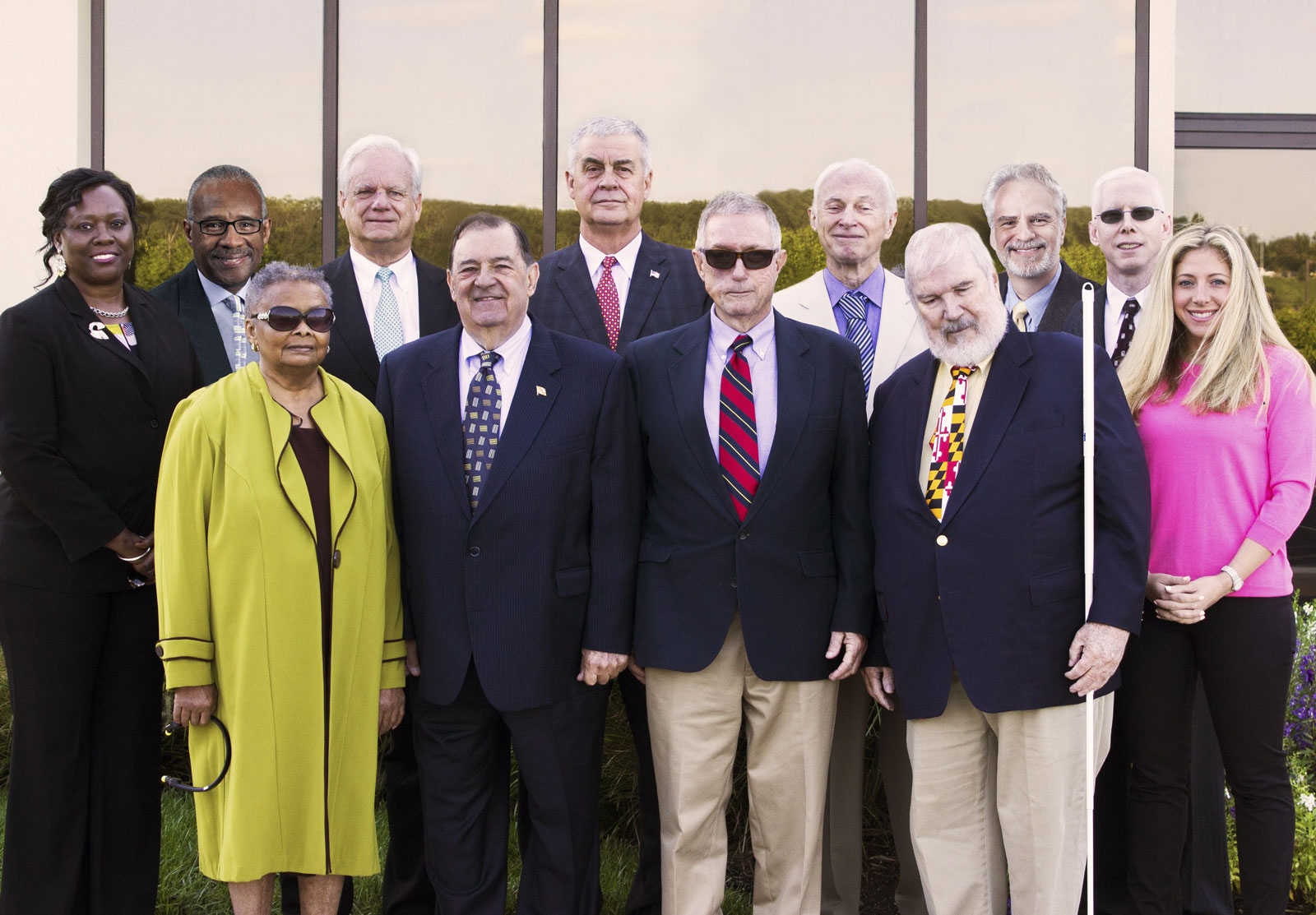 BISM Board of Trustees group photo