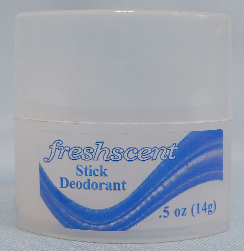 Freshscent clear stick deodorant