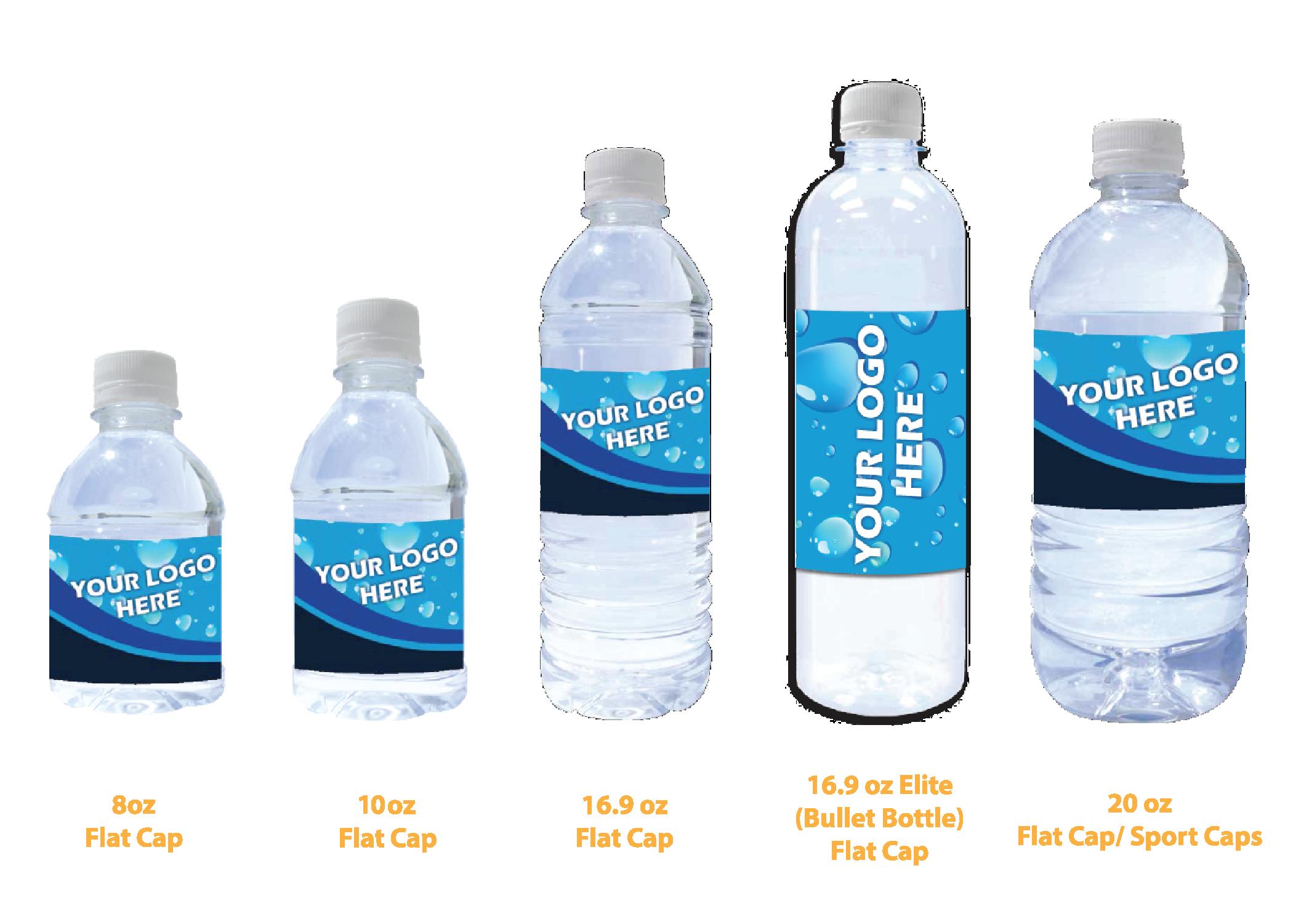 Fiji Water Mini Bottles
