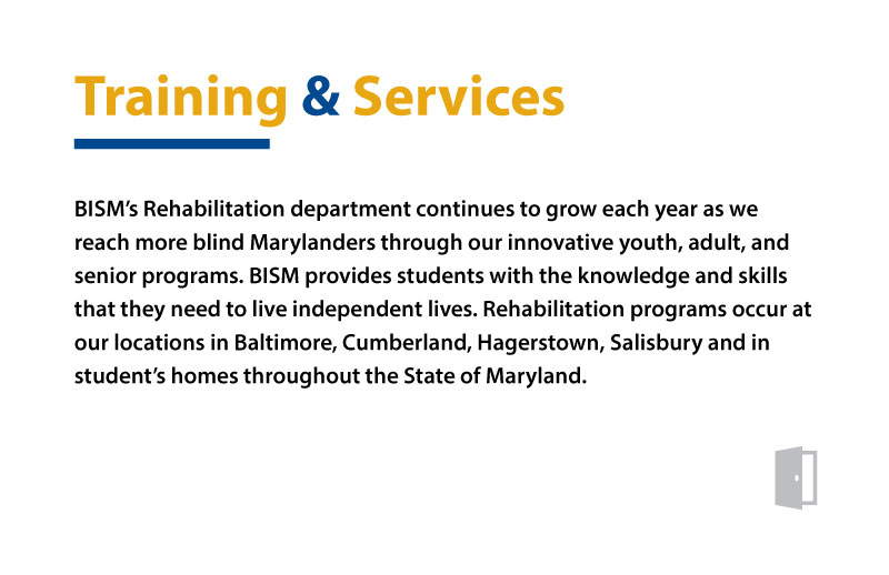 Training & Services description