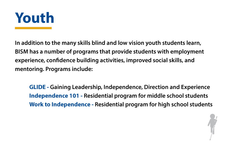 Youth Services description