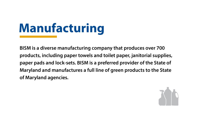Manufacturing description