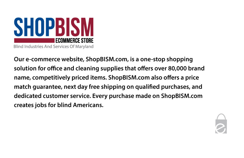 ShopBISM Ecommerce Store description