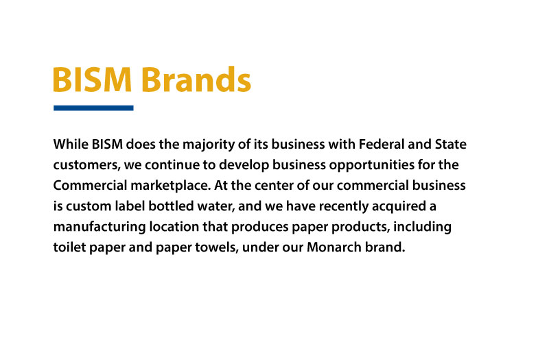 BISM Brands description